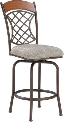 Chintaly 782 Collection Neutral Weave Counter Stool