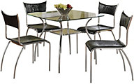 Chintaly Daisy Dining Table & 4 Chairs