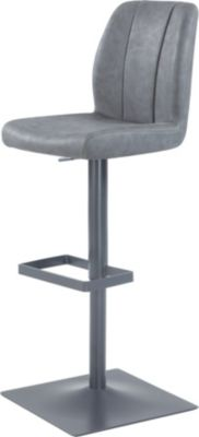 Chintaly 1875 Collection Adjustable Bar Stool