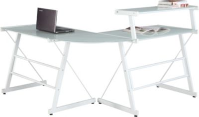 Chintaly 6944 Collection L-Shaped Desk