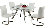 Chintaly Alina Table & 4 Chairs