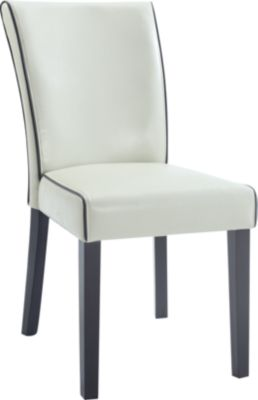 Chintaly Michelle Cream Parsons Chair