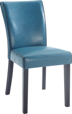Chintaly Michelle Blue Parsons Chair