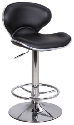 Chintaly Cortland Adjustable Bar Stool