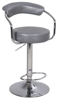 Chintaly Rocky Hill Adjustable Height Stool