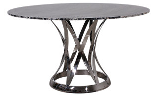 Chintaly Janet Marble Table