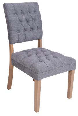 C.M.I. Tufted Parsons Chair