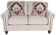 Craftmaster 7485 Collection Loveseat