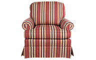 Craftmaster 7485 Collection Swivel Accent Chair