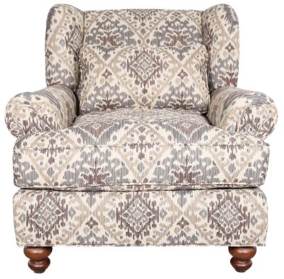 Craftmaster 267 Collection Wing Accent Chair