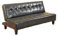 Crown Mark Marco Bi-Cast Convertible Sofa