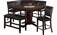 Crown Mark Harrison 4-Piece Dining Set