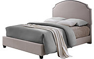 Crown Mark Odette King Upholstered Bed