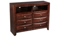 Crown Mark Emily Media Chest