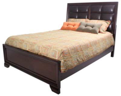 Crown Mark Jacob Queen Bed