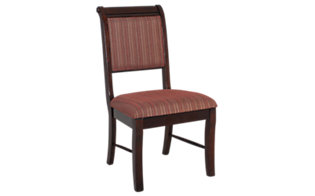 Crown Mark Merlot Side Chair