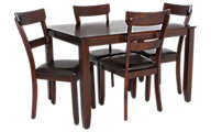 Crown Mark Henderson 5-Piece Dining Set