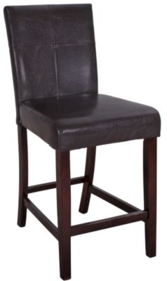 Crown Mark Pompeii Vinyl Counter Stool