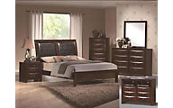 Crown Mark Emily 4-Piece King Bedroom Set