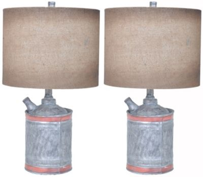 Crestview Filler Up Table Lamps (Set of 2)