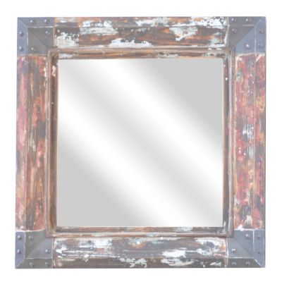 Crestview Legge Wall Mirror