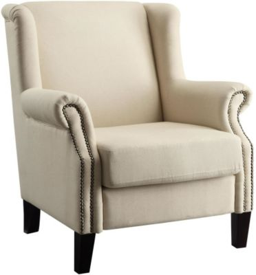 Coaster 902 Collection Wing Accent Chair