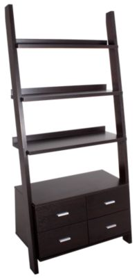 Coaster Leaning Ladder Bookshelf