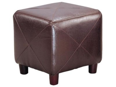 Coaster 500 Collection Cube Ottoman