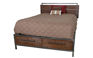 Coaster Arcadia Queen Storage Bed