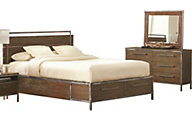 Coaster Arcadia 4-Piece Queen Storage Bedroom Set