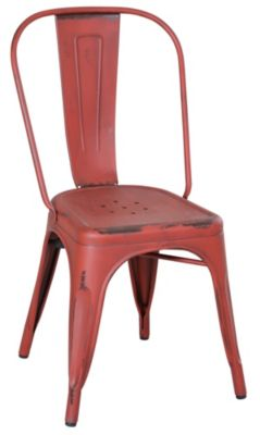 Coaster Metal Side Chair