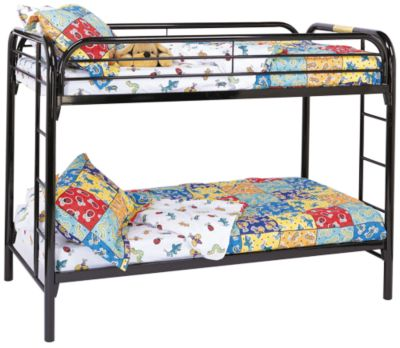 Coaster Fordham Twin/Twin Metal Bunk Bed