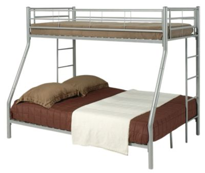 Coaster Denley Twin/Full Metal Bunk Bed
