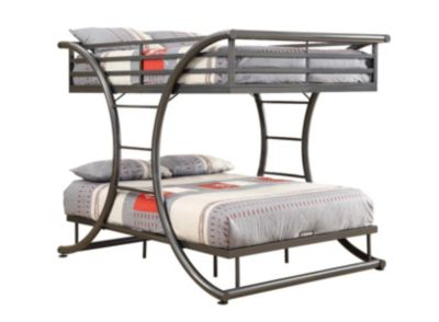 Coaster Full/Full Metal Bunk Bed