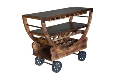 Coast To Coast Bar Trolley