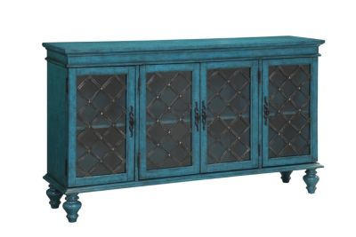 Coast To Coast 4-Door Media Credenza