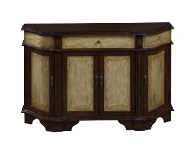 Coast To Coast 1-Drawer 4-Door Credenza