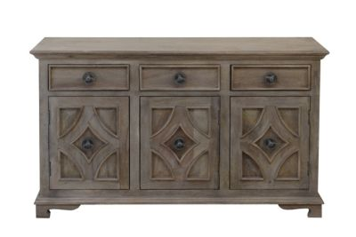 Coast To Coast Khetri 3 Drawer 3 Door Sideboard