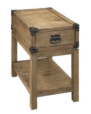 Coast To Coast Carmel 1-Drawer Accent Table