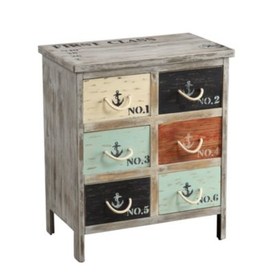Coast To Coast Bayview 8-Drawer Accent Chest