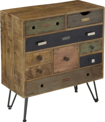 Coast To Coast 9-Drawer Chest