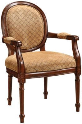 Coast To Coast Accent Collection Diamond Accent Chair