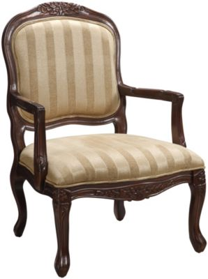 Coast To Coast Accent Collection Striped Accent Chair