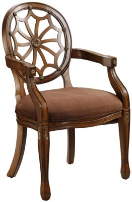 Coast To Coast Accent Collection Spider Back Accent Chair