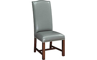 Coast To Coast Grayson Leather Side Chair