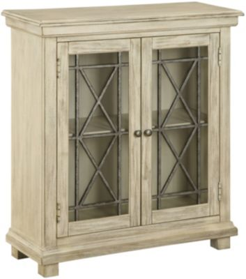 Coast To Coast Knob Hill Accent Cabinet