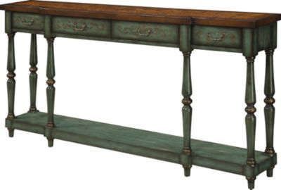 Coast To Coast Able Lake 4-Drawer Console