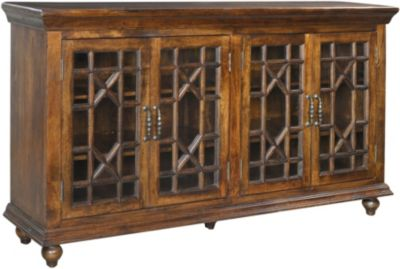 Coast To Coast Tonse Media Credenza