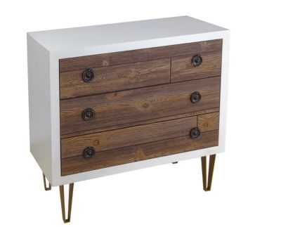 Coast To Coast 3-Drawer Chest