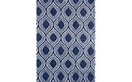 Central Oriental Sanborn Sail Blue 5' x 8'